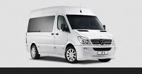 10 - 12 Seater minibus hire