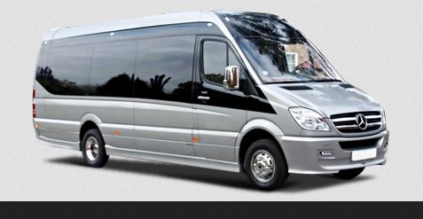 13 - 15 Seater minibus hire