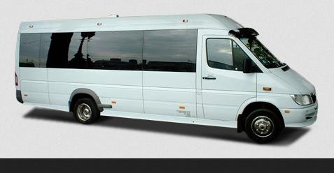 16 - 18 Seater minibus hire