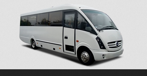 19 - 32 Seater coach hire