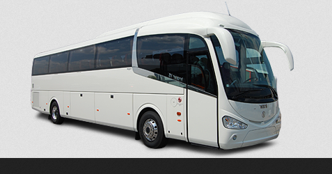 33 - 72 Seater coach hire