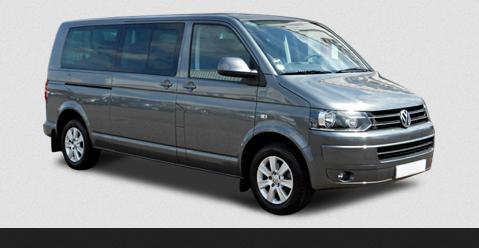 08 - 10 Seater minibus hire